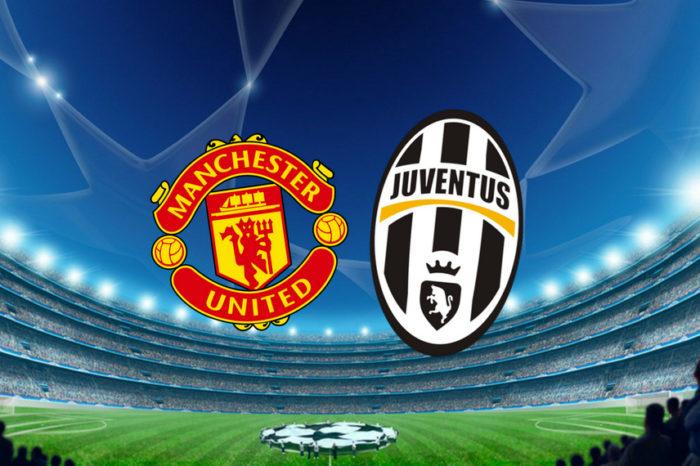 Liga majstrov: Manchester United – Juventus Turín