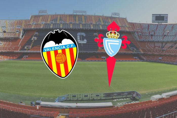 FC Valencia – Celta Vigo
