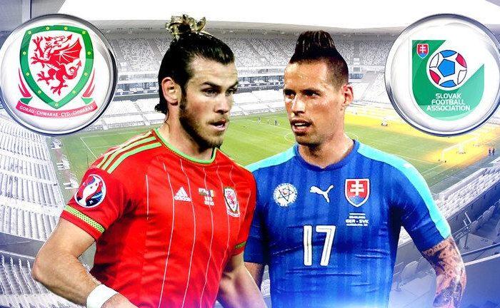 Wales – Slovensko