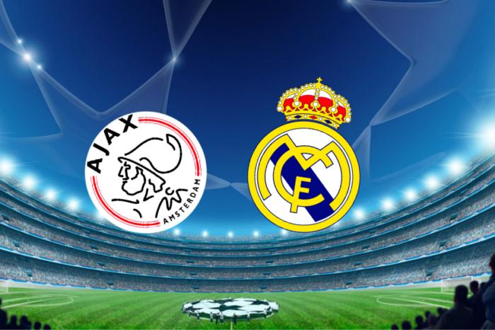 Liga majstrov: Ajax Amsterdam – Real Madrid