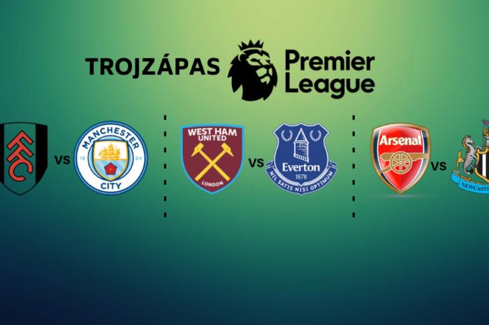 Trojzápas Premier League 30.3.-2.4.2019