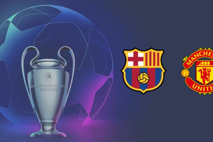 Liga majstrov: Fc Barcelona-Manchester United