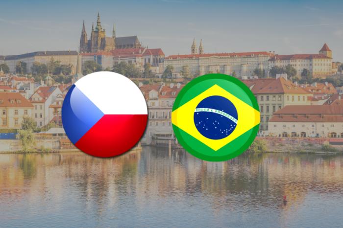 Česko – Brazília