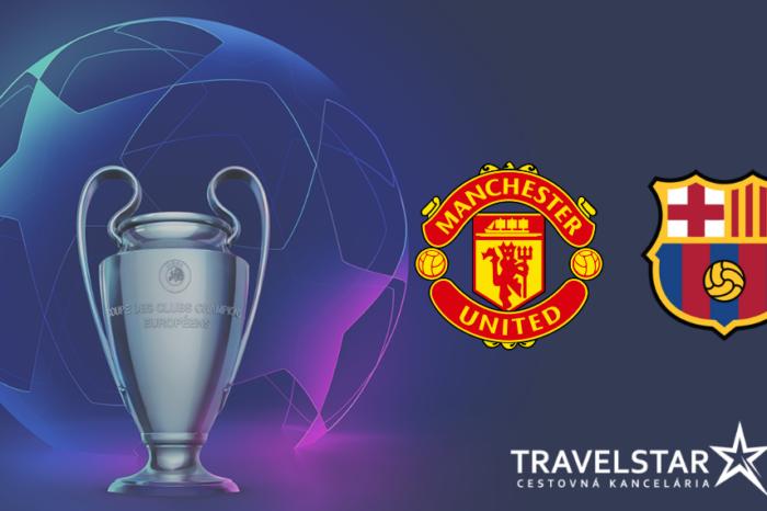 Liga majstrov: Manchester United – FC Barcelona