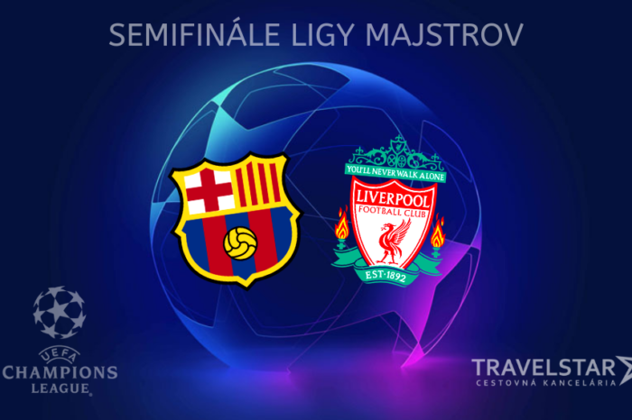 Liga majstrov: FC Barcelona – FC Liverpool